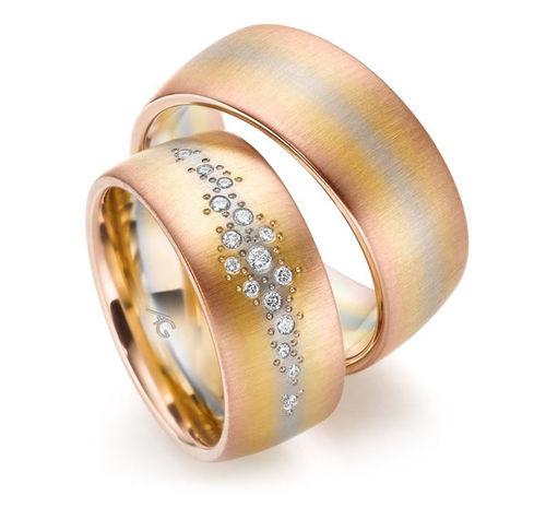 Hochzeitsschmuck Gravur Jk5-10 Exklusive Ringe Trauringe Eheringe Inkl Sonstige