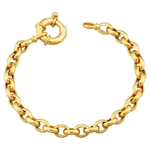 Armband Americana - Gold 750 - Breite 8mm - Gold 18K - Gelbgold